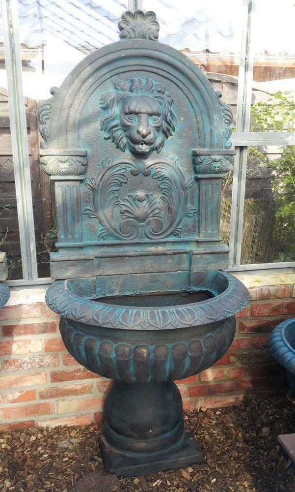 Der Brunnen Ist Wie Auf Dem Bild Auf Lager Ebay