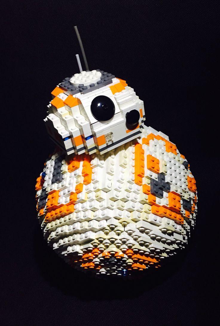 Lego BB-8 (Bricknerd)