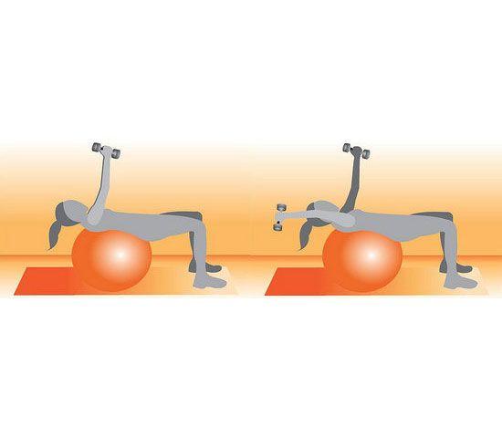 Crunchless Ab Exercises