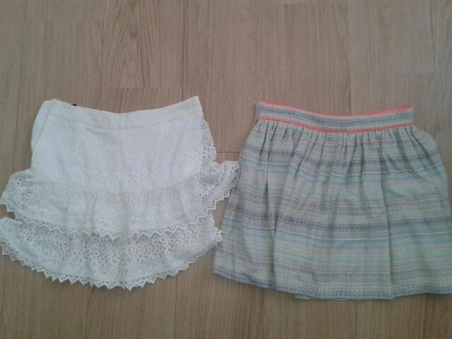Ibiza skirts