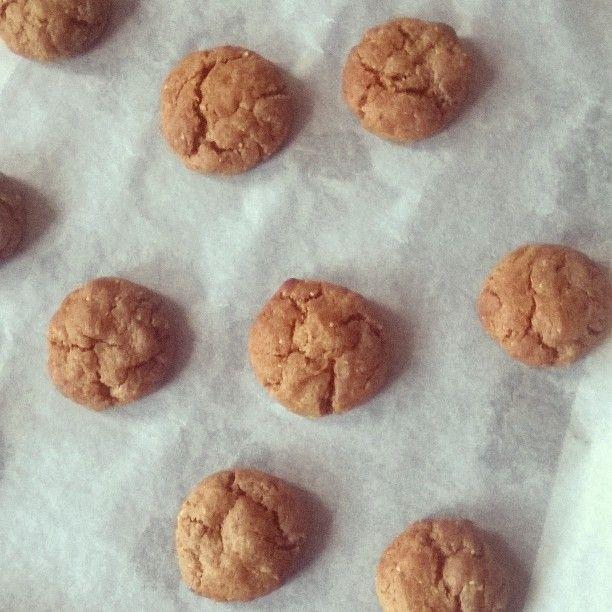 Recept: Glutenvrije en Suikervrije Kruidnootjes - Blij Zonder Suiker