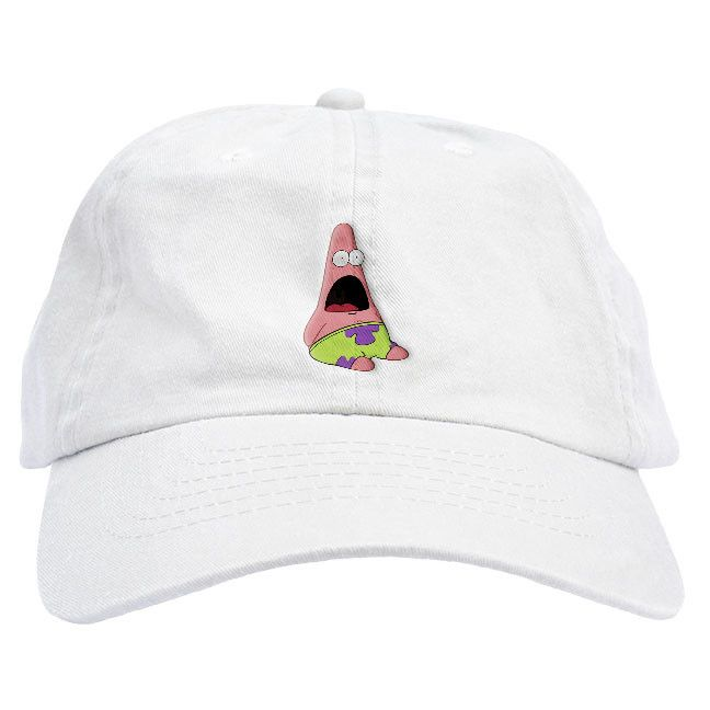 Patrick Star Dad Hat – Fresh Elites