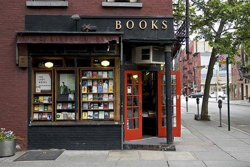Three Lives & Company Bookstore, NYC.