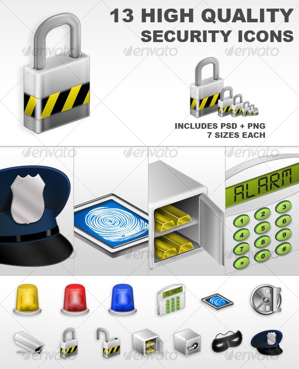 download Icons of Crime Fighting: