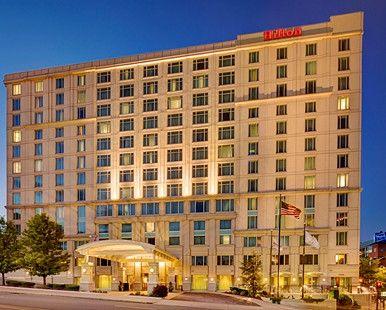 Hilton Providence Hotel, Providence, RI - Hotel Exterior