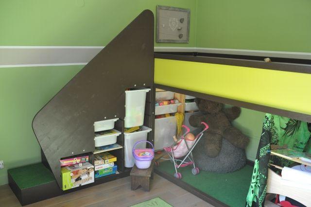 Bonjour, J'ai vu quelques posts avec des recherches de lit pour enfant. Comme je me suis posée beaucoup de questions à ce sujet, je vous montre ce que nous avon