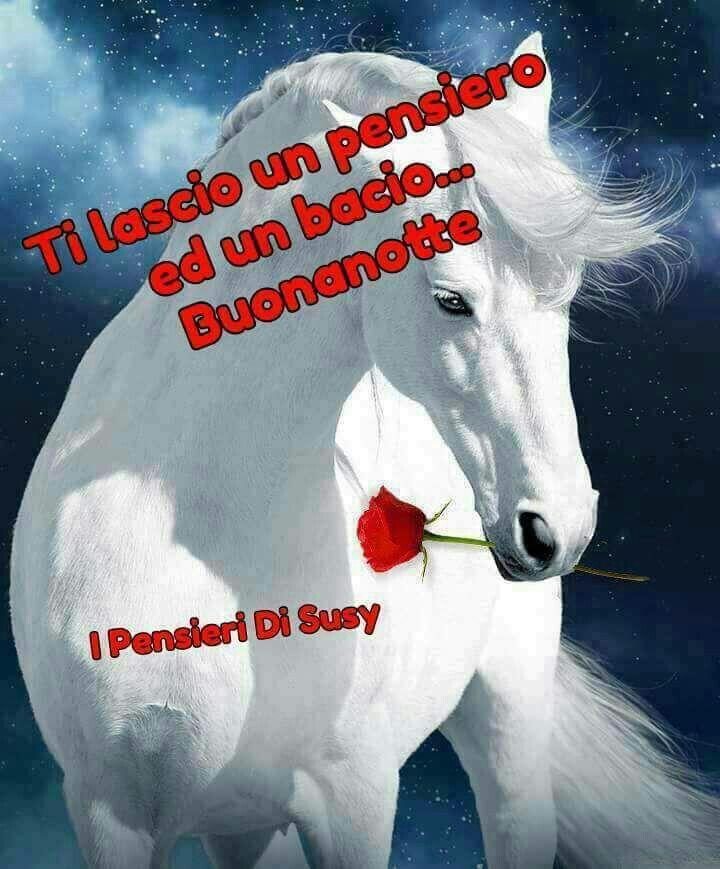 Доброе утро картинки с лошадью надписями