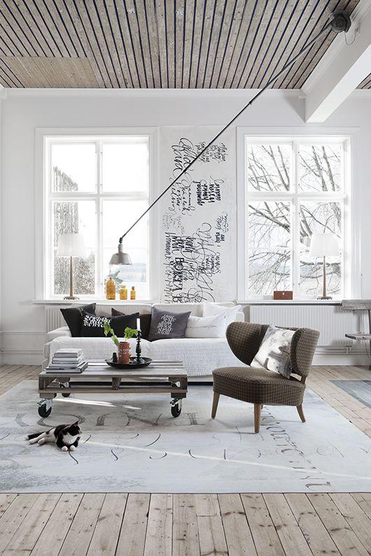 Eclectic Scandinavian