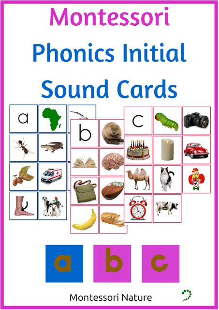 167 Best Montessori Language Images On Pinterest Montessori
