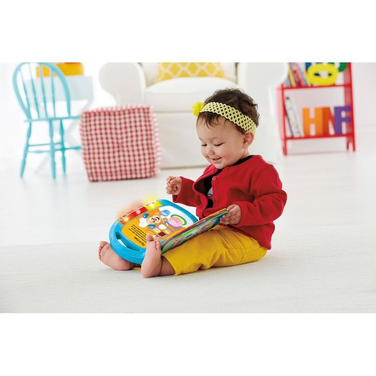 Fisher-Price Laugh and Learn Storybook Rhymes - Pre-School & Electronic Learning UK