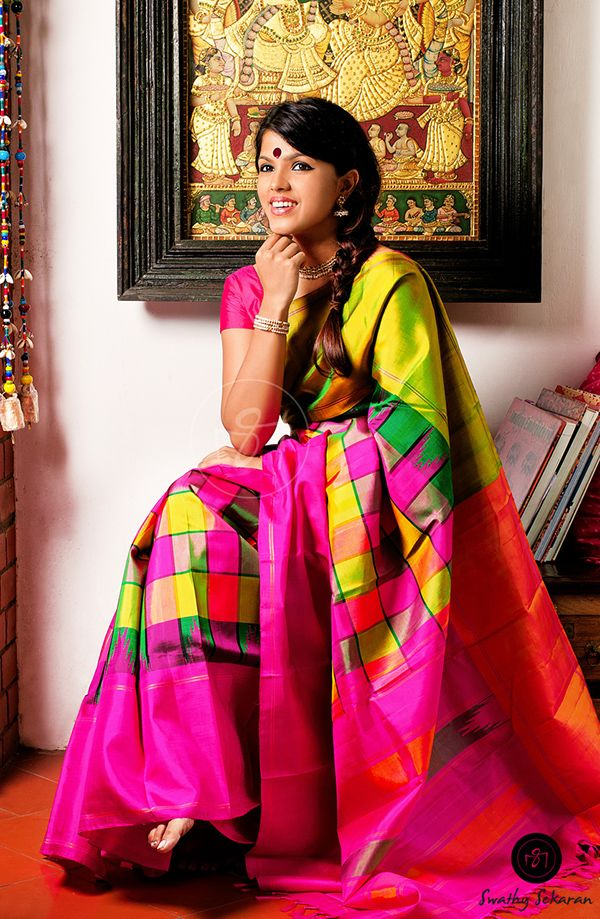 SHILPI : Saree Look Book on Behance