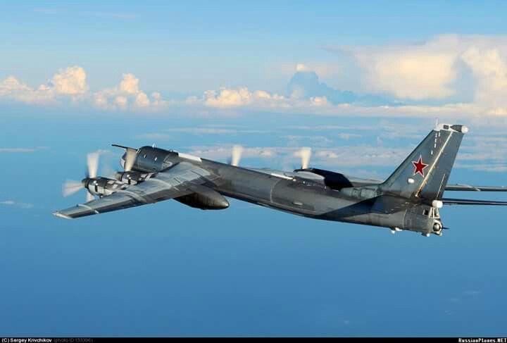 Tu-95 Russian Air Force