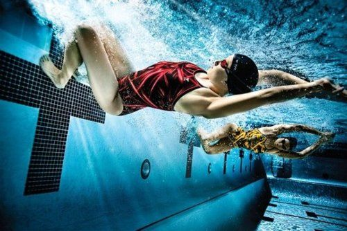 Swimming: Fit, Keep Swim, Sports Photography, Swimteam, Swimmers, Underwater Photography, Swim Team, Flip Turning, Flipturn