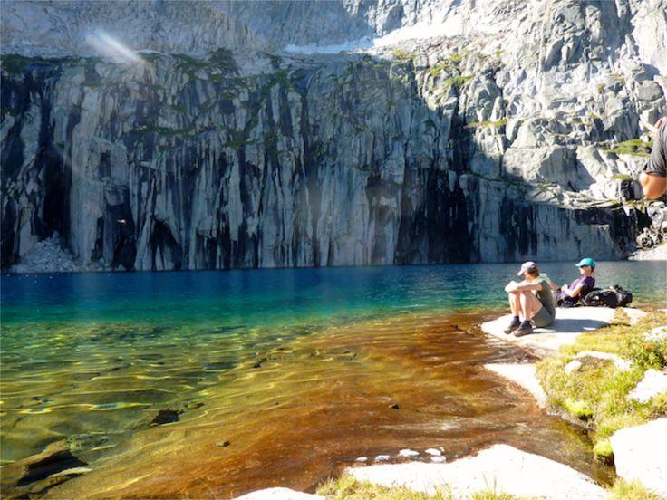 Precipice Lake, Sequoia/King's Canyon | Hiking: North ...