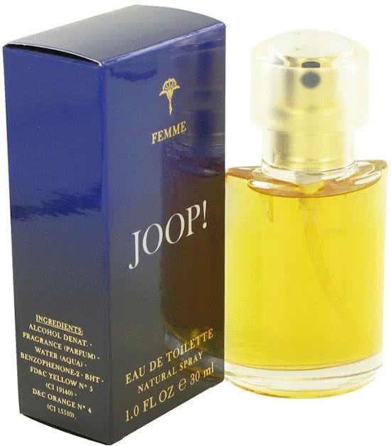 Joop! - Femme - edt spray - 30ml  Joop! - Femme - edt spray - 30ml  EUR 30.95  Meer informatie