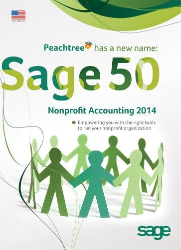 Sage 50 Premium Accounting for Non-Profits 2014 US Edition
