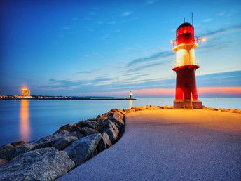 3 Tage Urlaub in Rostock - Sommerspezial Wochenendspezial -  Das Hotel an der Stadthalle