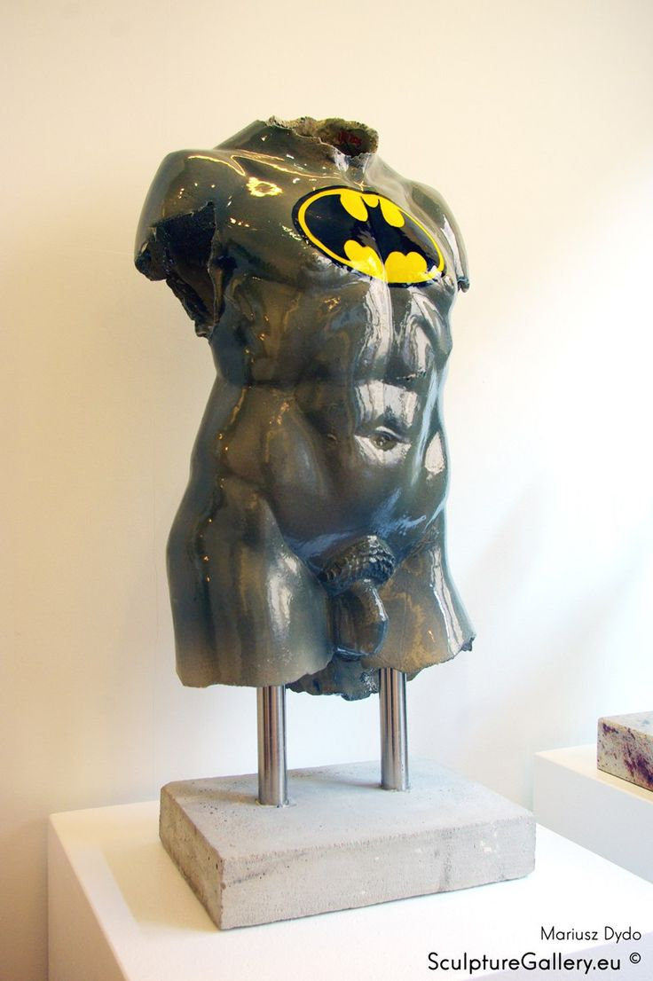 Batman - Rzeźba Ceramiczna Mariusz Dydo | Sculpture Gallery