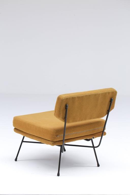 Studio BBPR Elettra Lounge Chairs for Arflex 3