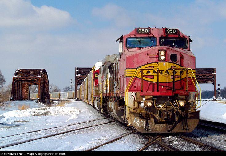 202 Best Images About Santa F Railway On Pinterest