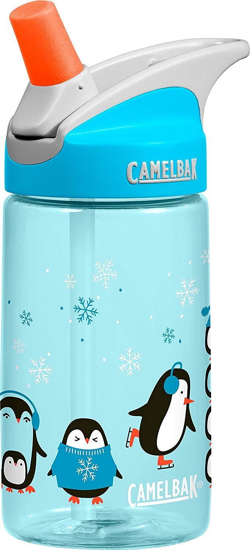 Atomic Robots .4-Liter 53612 CamelBak eddy Kids 12oz Bottle Discontinued Styles
