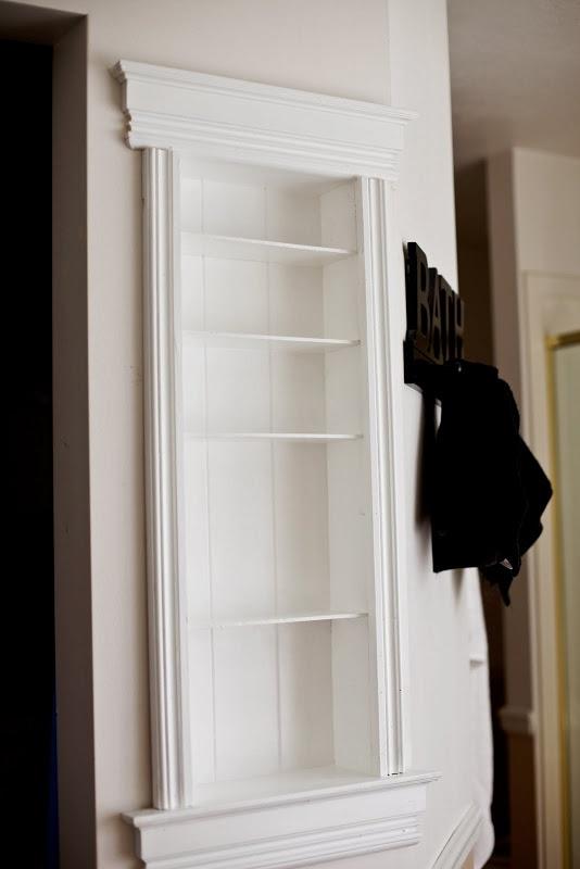 55 best images about diy built ins on pinterest ikea billy planked walls and diy nail polish. Black Bedroom Furniture Sets. Home Design Ideas