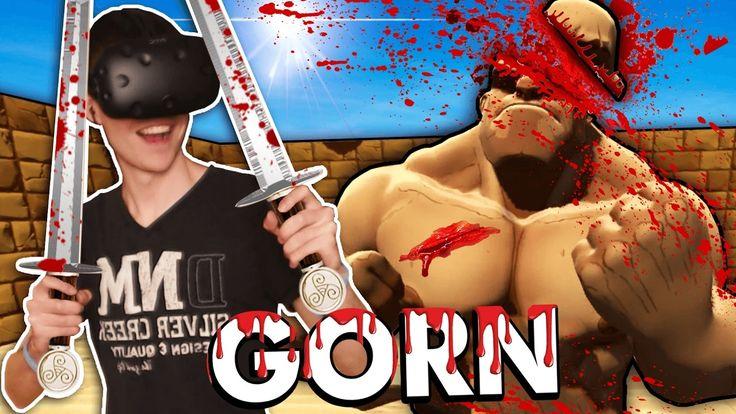 #VR #VRGames #Drone #Gaming GORN IN VIRTUAL REALITY GLADIATOR ARENA! (GORN VR - HTC Vive Funny Gameplay) arena fighter vr, become a gladiator, Best VR games, Funny, funny moments, Funny VR, gaming, gladiator, gladiator arena in vr, gladiator simulator, gladiator vr, gorn, gorn funny moments, gorn game, gorn gameplay, GORN Gameplay Highlights, gorn htc vive, gorn itchio, GORN virtual Reality, gorn vr, gorn vr game, htc vive, htc vive gameplay, itch, simulator, Video Game, vir