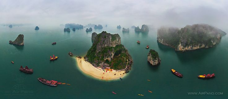 I am still mesmerized by Halong Bay, Vietnam. I promised to go back.