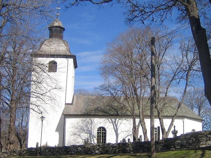 Køla kyrka in Vaermland Sweden