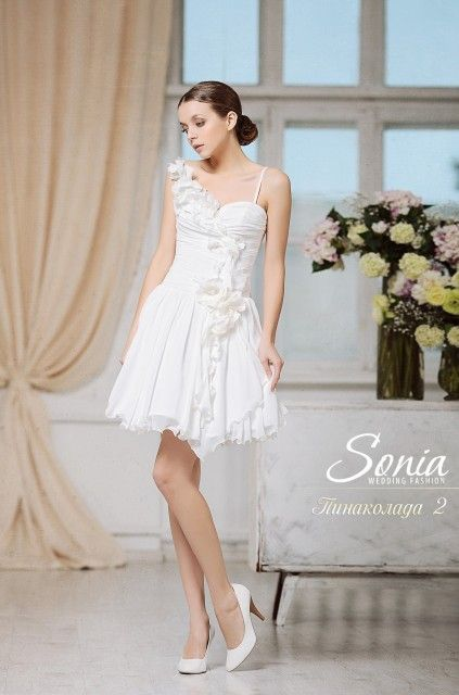 Sonia Wedding Fashion 2013 - Пинаколада 2
