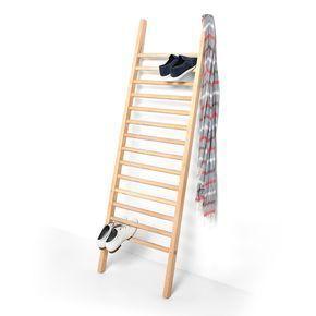 1 Leiter als einfache Lösung zur Aufbewahrung von…