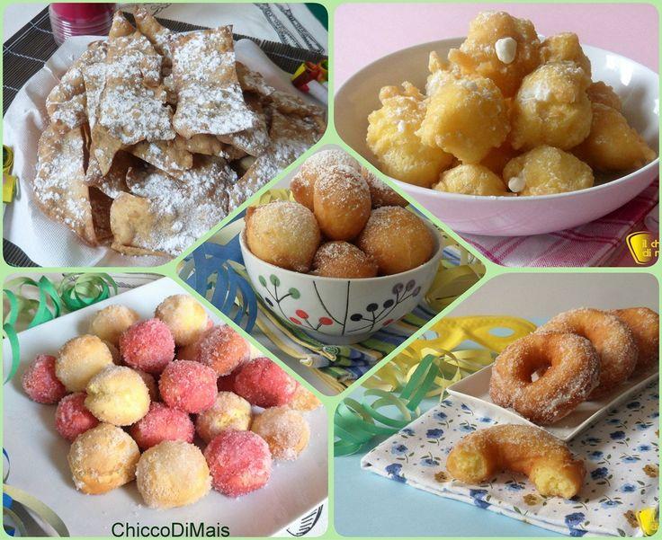 80 migliori immagini dolci fritti su pinterest biscotti for Ricette italiane dolci