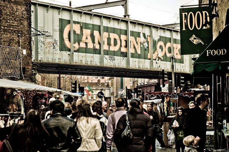 The Camden Stables Market