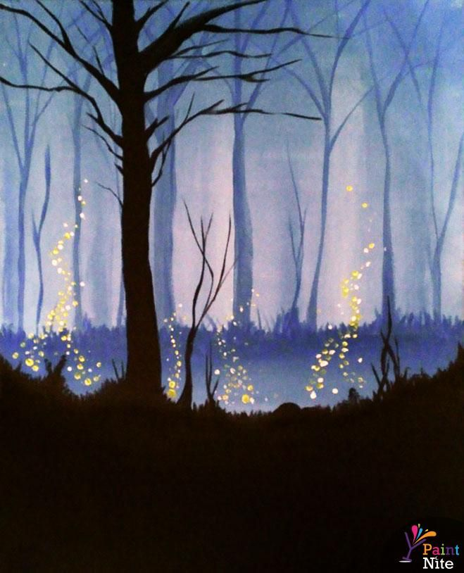 36 best january 2016 paint nite orlando images on