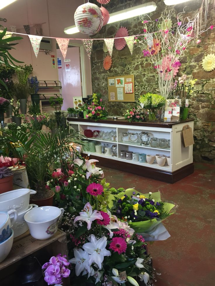 221 best Flower shop images on Pinterest | Flower shops, Flower ...