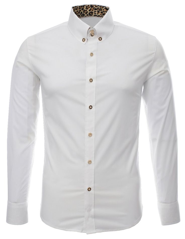 10 Best Oxford Collar Shirts Without Pocket Images On