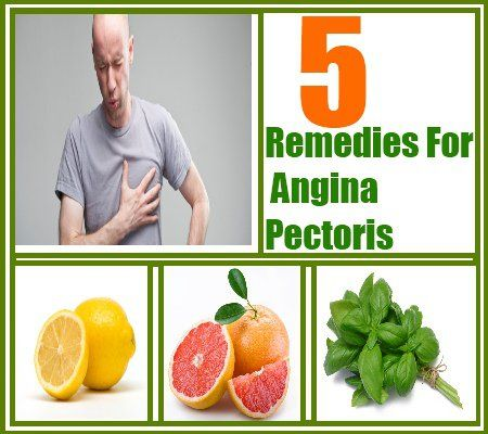Top 5 Herbal Remedies for Angina Pectoris: Lemon, Garlic, Grapefruit, Basel or Holy Basil, Onion