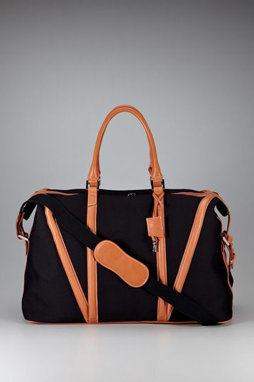 WANT Les Essentials De La Vie for J.Crew Da Vinci Weekend Bag