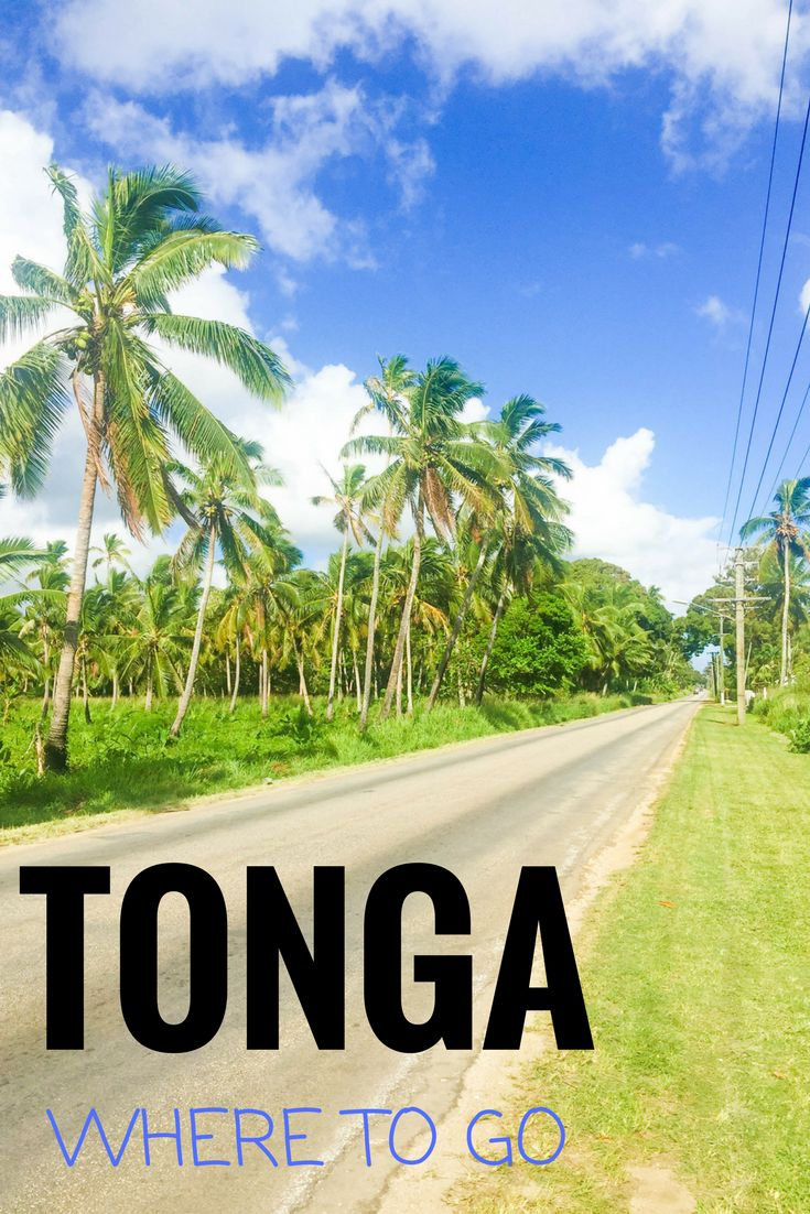 Tonga is a beautiful set of islands in the South Pacific. Although not many people travel here, there's so much to do – swimming with whales, island hopping, relaxing on the beach and enjoying the laid back culture of the capital, Nuku'alofa.