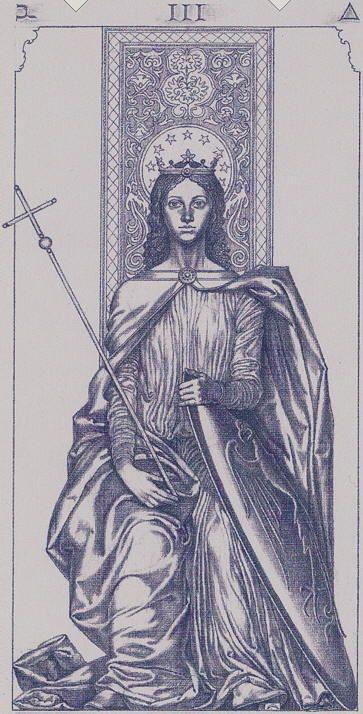 The Empress - Tarot of the III Millennium