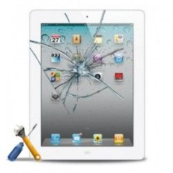 Repairing Estimate Time:- 24 hours(working day), subject to availability of spare part for repairs. Price for Repair - £45 The above price given is only for the cracked screen replacement repair for iPad 2 and iPad 3. Call - 02036898083