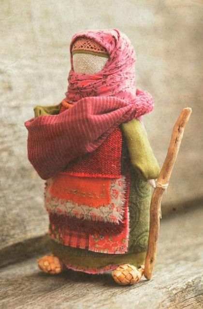Народные куклы ручной работы. Ярмарка Мастеров - ручная работа Кукла-мамушка для Татьяны.. Handmade.