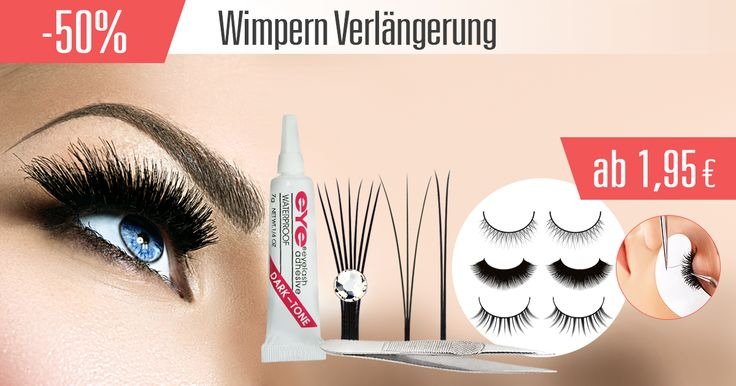 Schöne Wimpern ✔ ab 1,95 € ⇨ http://www.nd24.de/category/wimpernverlaengerung.596.html NUR bis Sonntag, 11.10.2015 um 23:59 Uhr