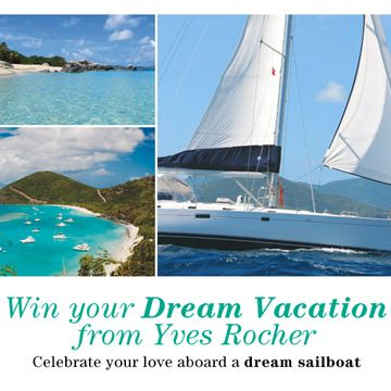 Win your Dream Sailing Honeymoon    Enter now: http://www.smartbrideboutique.com/contests/detail/win-your-dream-sailing-honeymoon/346/