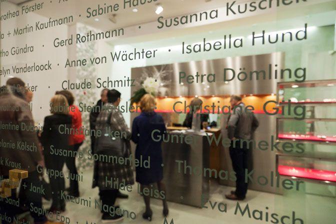 Galerie Isabella Hund,