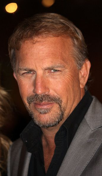 Kevin Costner...Better than ever!...If he was to walk into my work place, would have to say to the girls see ya...BYE