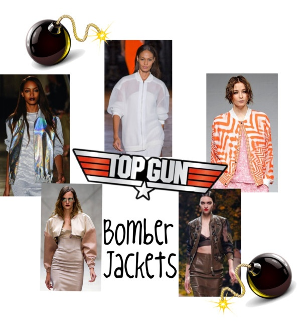 """""""Bomber Jackets..."""" by kimearls on Polyvore"""