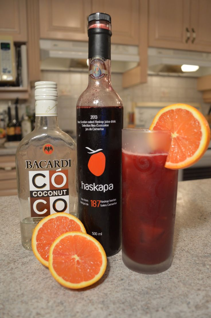 Ever drank a hurricane? Try out this ferocious #Coconut #Haskap #Hurricane #Cocktail!  This show is brought to you by Haskapa: http://Haskapa.com/ @Haskapa  * Subscribe to Cooking With Kimberly: http://cookingwithkimberly.com/ #cwk @CookingWithKimE