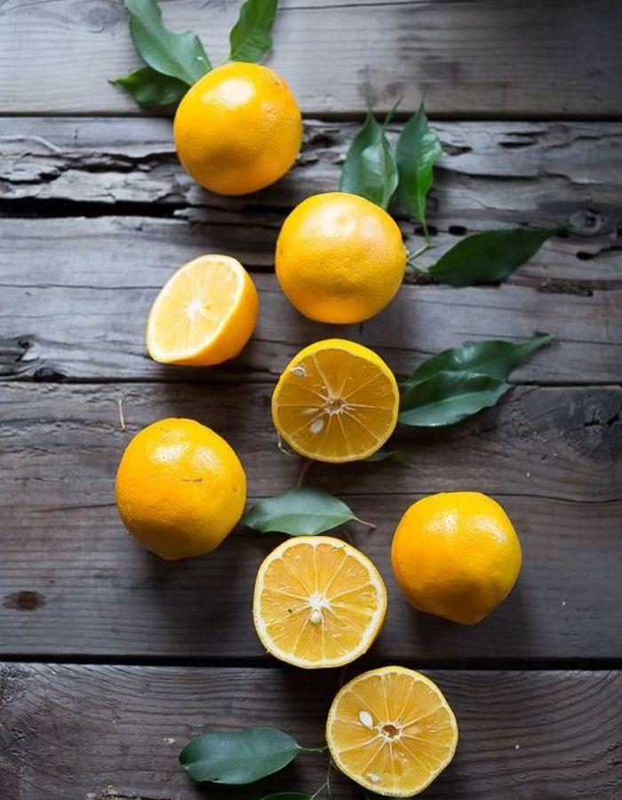 alimentos Beauty para tener tu piel radiante limones saludables