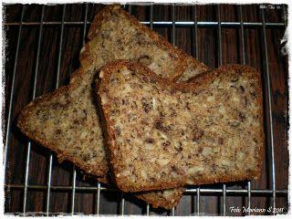 Kvardagskost og KOS med LAVKARBO: Ingers lavkarbo-brød fra Hjemmet ♥